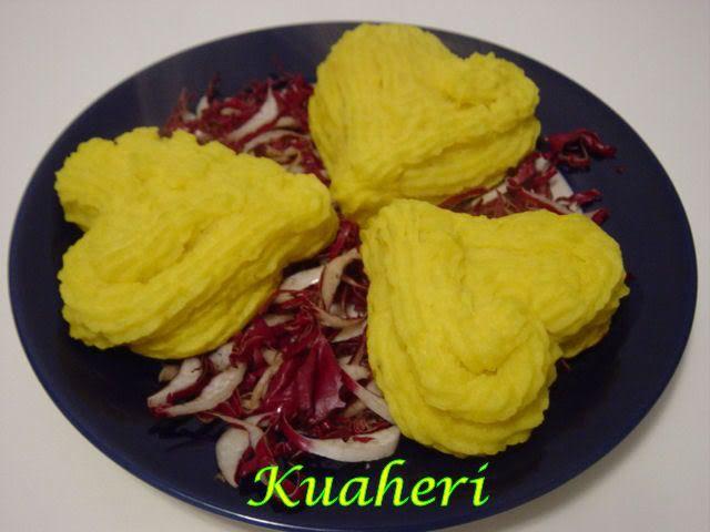 Patate duchessa romantiche TM31 - http://www.food4geek.it/ricette/patate-duchesse-romantiche-tm31/