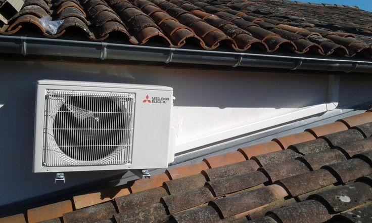 Avis et devis climatisation réversible à Toulouse - Entreprise Buzy Electricité  #clim #climatiseur #Mitsubishi  https://www.eldotravo.fr/pro/buzy