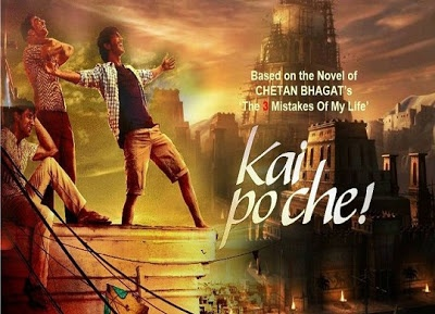 Kai Po Che: the real Indian picture