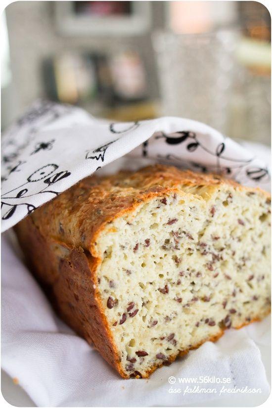 56kilos goda LCHF-bröd