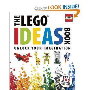 The LEGO Ideas Book [Hardcover]