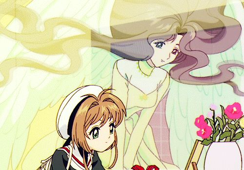 Cardcaptor Sakura Episode 06   CLAMP   Madhouse / Kinomoto Sakura and Kinomoto Nadeshiko
