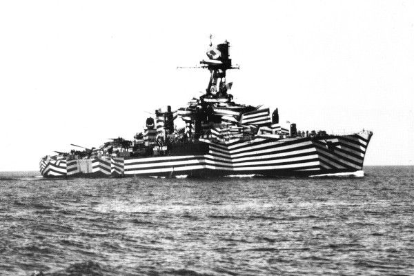 French Cruiser Gloire