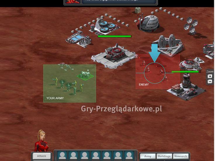 Futurystyczna gra strategiczna Battlefront Mars - walcz o tereny, kolonizuj Marsa, zdobywaj surowce i pokonuj wrogów