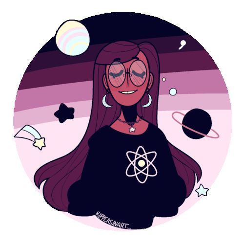 where there are memes there is me, ☆witch of space☆ (higher quality on my dA here)!