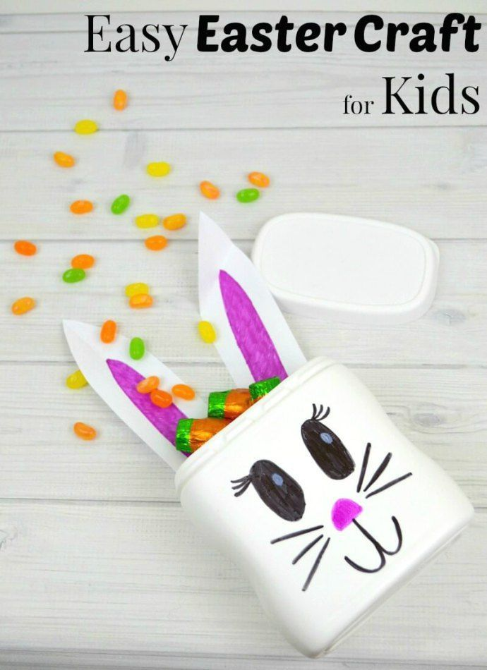 fun kids crafts best 25 easy easter crafts ideas on easter 2067