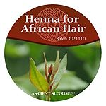 Henna for African Hair...I Love this product. For easy and quick to mix. I add two tablespoons of olive oil b/c it can be drying to natural hair. I like that the indigo is already added which covers my gray.