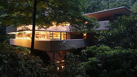 More of the twilight house