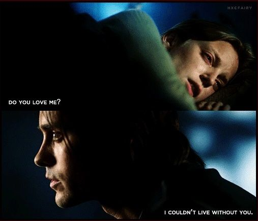 JARED LETO and SARAH POLLEY  ''MR NOBODY''