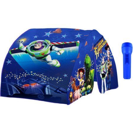 Disney/Pixar Toy Story Bed Tent, Blue, Multicolor