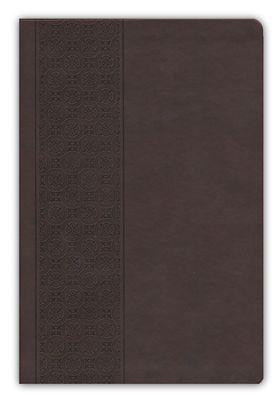NASB Note-Taker's Bible, Italian Duo-Tone  -