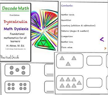 Decode Math - Dyscalculia, Math Dyslexia,... by Mrs Lena   Teachers Pay Teachers