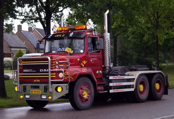 DAF N 3300