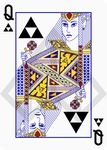 My set of Zelda poker cards. So, well, fell free to go ahead and love it, fave it, feature it on your blog (with a link back), show it to your friends (while hinting what an awesome birthday presen...