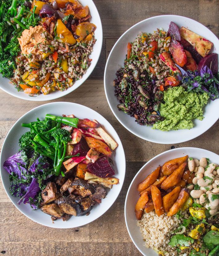 the mae deli! Want to dive into every bowl...looks so colourful, fresh & healthy. Food should be pleasing to the eye as well as taste good