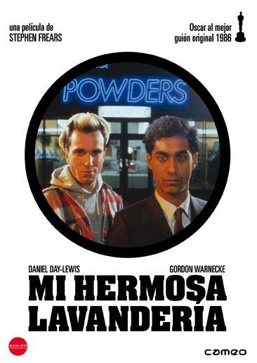 Mi hermosa lavandería (1985) Reino Unido. Dir: Stephen Frears. Drama. Romance. Comedia. Homosexualidade. Racismo. Migración - DVD CINE 359