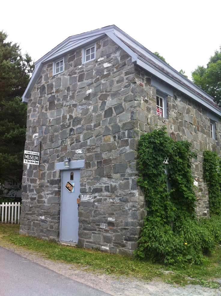 Old stone store, now a museum, Brigus, Nfld. #ExpediaThePlanetD