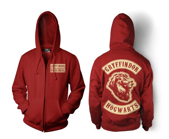 Hey, I found this really awesome Etsy listing at https://www.etsy.com/listing/217719079/gryfinndor-hoodie-harry-potter-x-sons-of