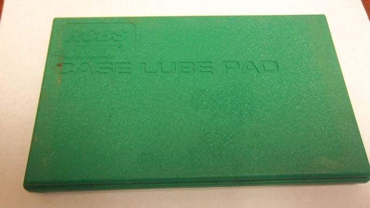 RCBS Case Lube Pad - Reloading Equipment #RCBS