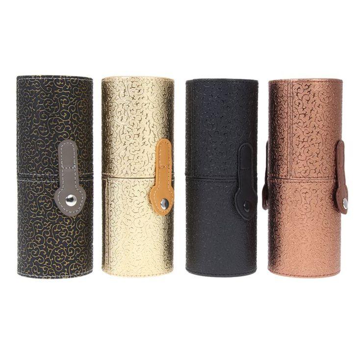 $4.74 (Buy here: https://alitems.com/g/1e8d114494ebda23ff8b16525dc3e8/?i=5&ulp=https%3A%2F%2Fwww.aliexpress.com%2Fitem%2FNew-PU-Leather-Cosmetic-Makeup-Brush-Holder-Case-Storage-Makeup-Bags-Organizer-Brushes-Pen-Holder-Cup%2F32690106829.html ) Hot Sale PU Leather Cosmetic Makeup Brush Holder Case Storage Travel Makeup Brush Organizer Bags Brushes Pen Holder Cup Storage for just $4.74