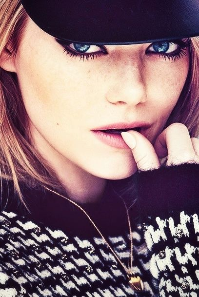 Emma Stone..... why are you so beautiful?