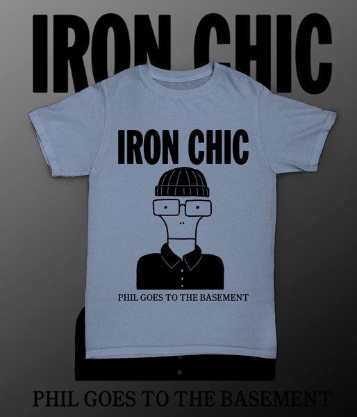 Iron Chic - Philo Tee