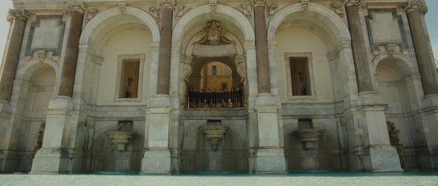 Opening scene of La Grande Bellezza directed by Paolo Sorrentino in 2013.