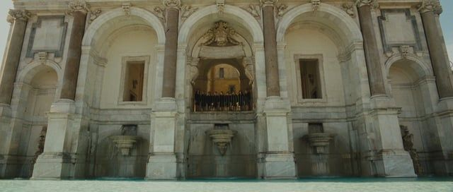 Opening scene of La Grande Bellezza directed by Paolo Sorrentino in 2013.