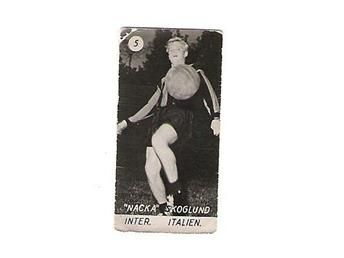 Proffs 50-talet Nacka Skoglund Inter