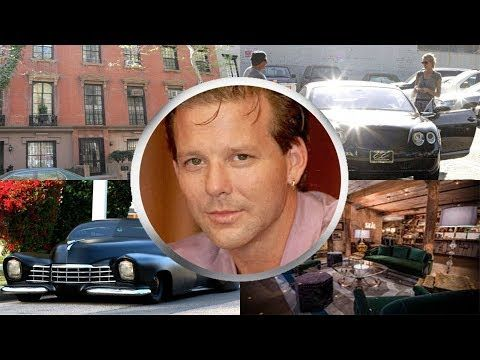 MICKEY ROURKE ● BIOGRAPHY ● House ● Cars ● Family ● Net worth ● 2017 - YouTube
