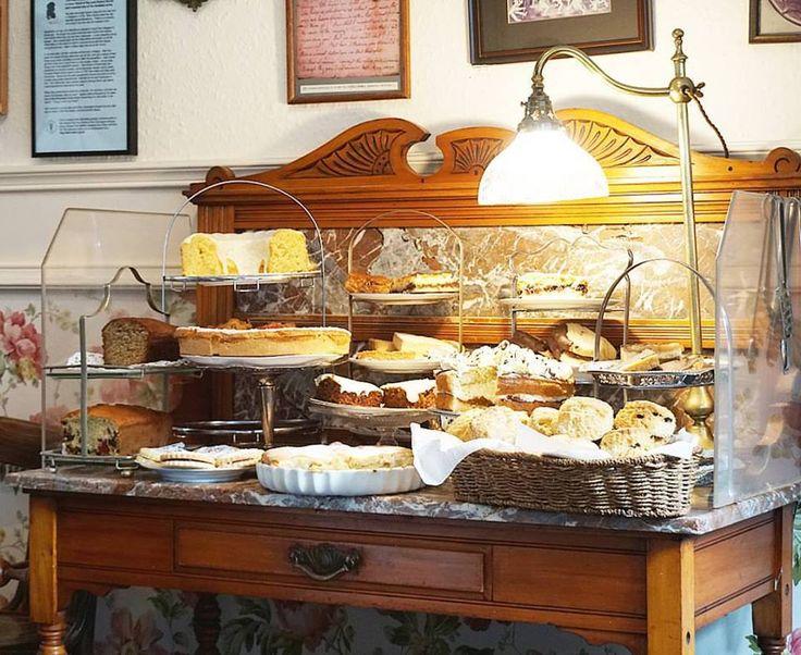 Best Tea Rooms On Skye