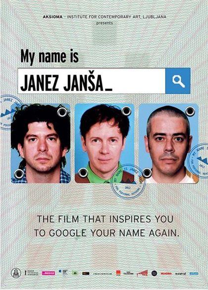 My Name is Janez Jansa di Janez Jansa, Davide Grassi, Ziga Kariz.  Il risvolto politico, simbolico e identitario di un provocatorio cambio di nome. GUARDA su http://www.mymovies.it/film/2012/mynameisjanezjansa/live/