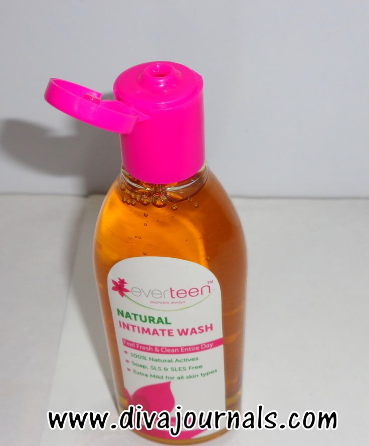 Very attractive and girlish bottle. Travel friendly and spill proof. #naturalintimatewash #hygienewash #intimatehygiene