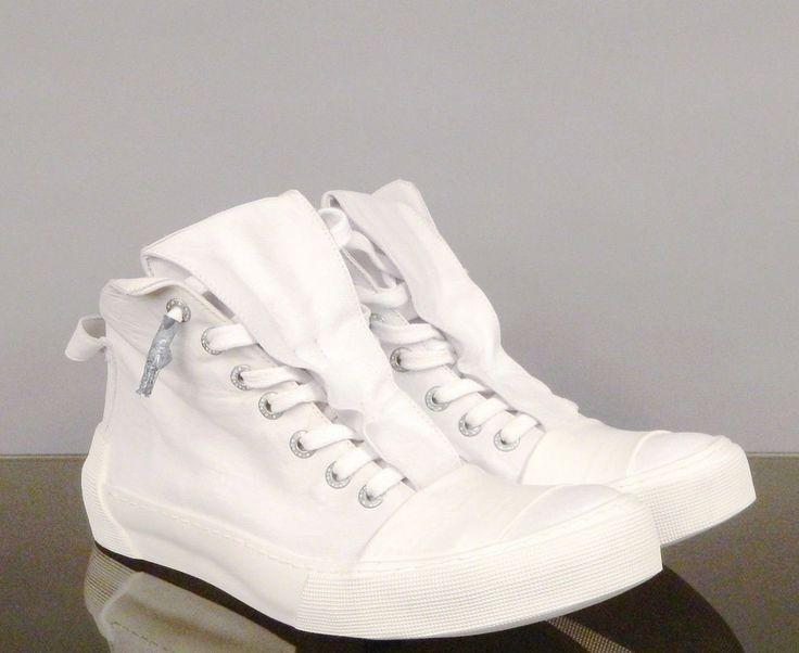 Boris Bidjan Saberi white Bamba sneakers