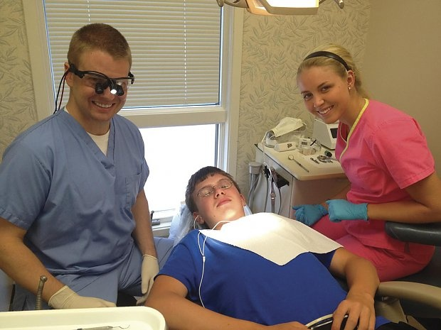 A Technician Goes to Dental School: the Beginning of the End, Or the End of the Beginning?