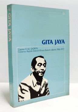 Buku Gita Jaya - S Prinka, Basuki - 1977