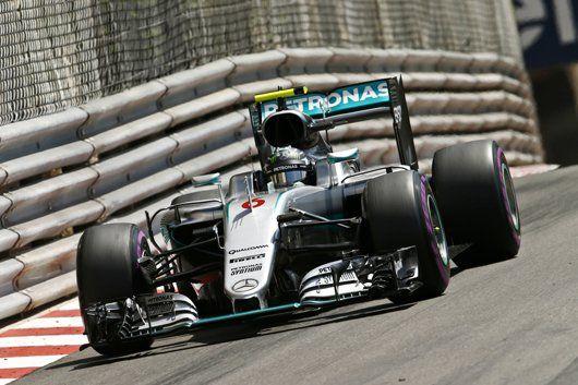 メルセデス:連続ポールポジョンがストップ / F1モナコGP 予選  [F1 / Formula 1]