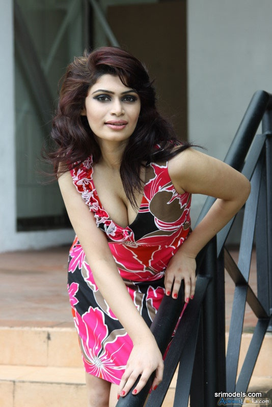Hirunika Premachandra in BikiniSri Lankan, Lankan Actresses