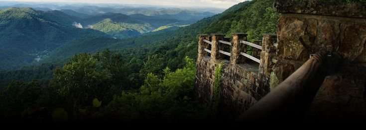 Kingdome Come National Park, Harlan KY. Now that I'm grown, I would like to go back so I could actually appreciate its beauty.