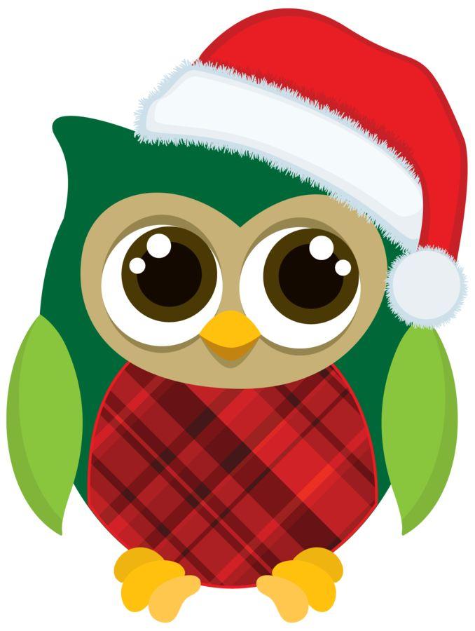 Christmas Owls - Minus                                                                                                                                                                                 Mais