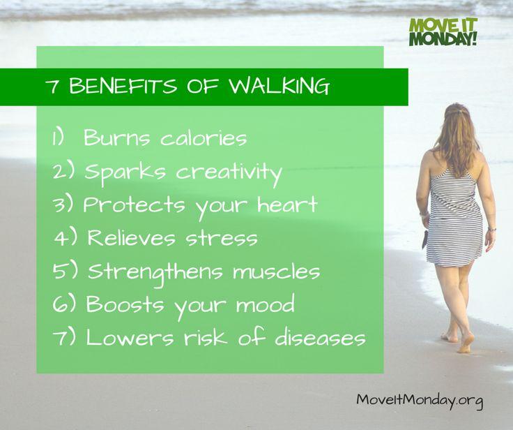 36 Best Move It Monday Walking Images On Pinterest