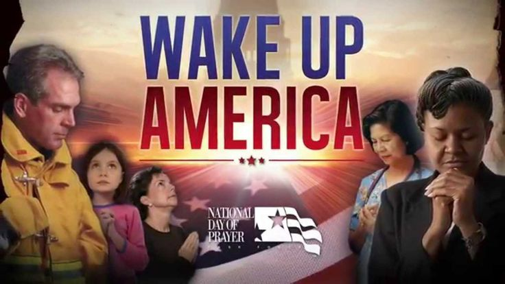 2016 National Day of Prayer-Thursday May 5th