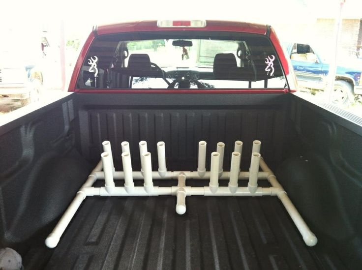 54 best images about fishing on pinterest for Fishing rod holder for truck