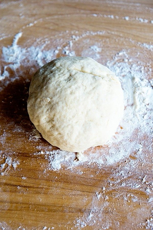Pizza Dough Recipe for perfect pizza dough everytime!