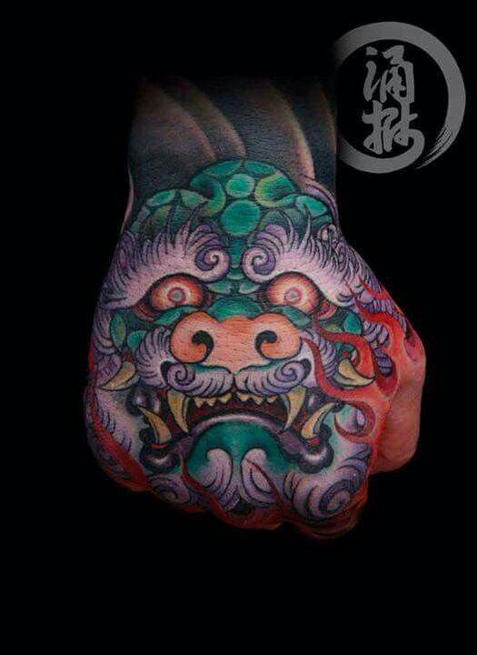 Nice hand job tattoo opinion