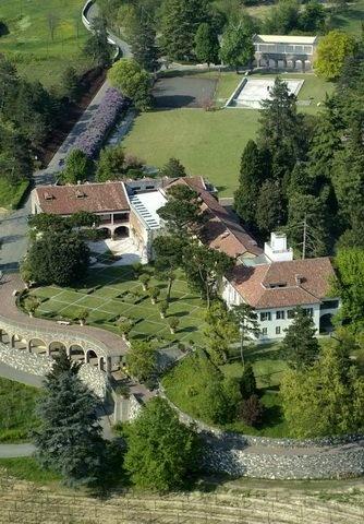 Immagini panoramiche - Villa Ottolenghi, Acqui Terme