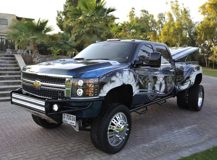 70 best images about Awesome trucks n paint jobs on ...