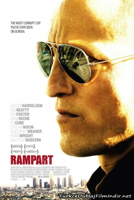 Rampart - 2011 - BRRip Film Afis Movie Poster