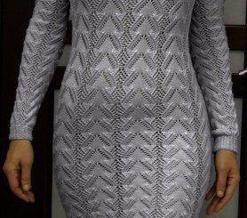 Вязание для женщин спицами, вязание платья спицами с описанием, вязание спицами платья 2016