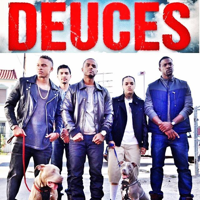 """ANNOUNCEMENT: LOS ANGELES, Calif. – Flavor Unit Entertainment alongside @tatemenent TateMen Entertainment original film, Deuces, now streaming on Netflix. The crime drama is a tale of friendship, loyalty, love and deceit as seen from the anti-hero's point of view.  Directed by Jamal Hill, the story follows ambitious undercover agent, Jason Foster (Lance Gross) as he infiltrates an airtight crime ring lead by the charismatic Stephen """"Deuces"""" Brooks (Larenz Tate). Produced by LaRon Tate, the…"""